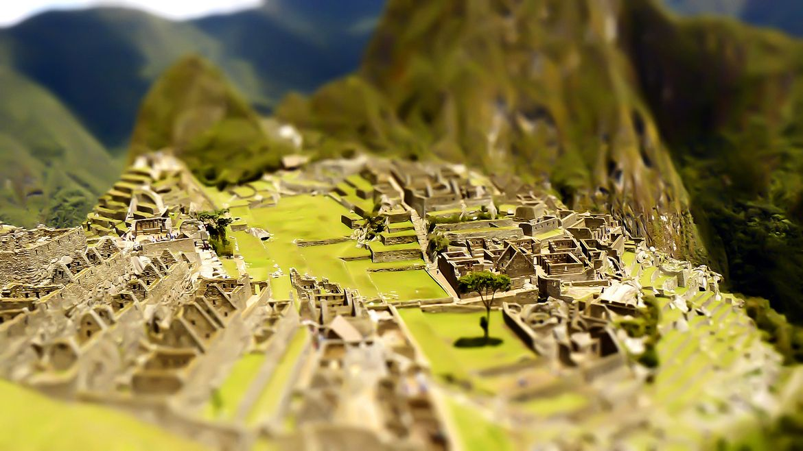 21. Tilt-Shift Empire