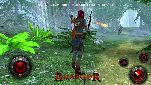 android single player rpg game