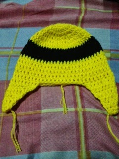 How to Crochet A Minion Beanie
