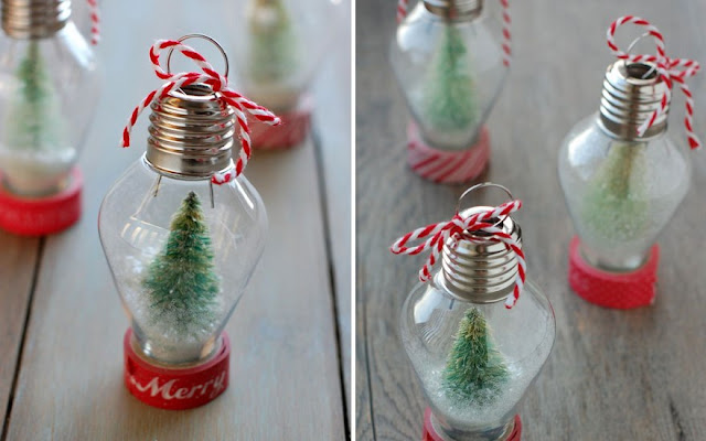 Cute lightbulb projects