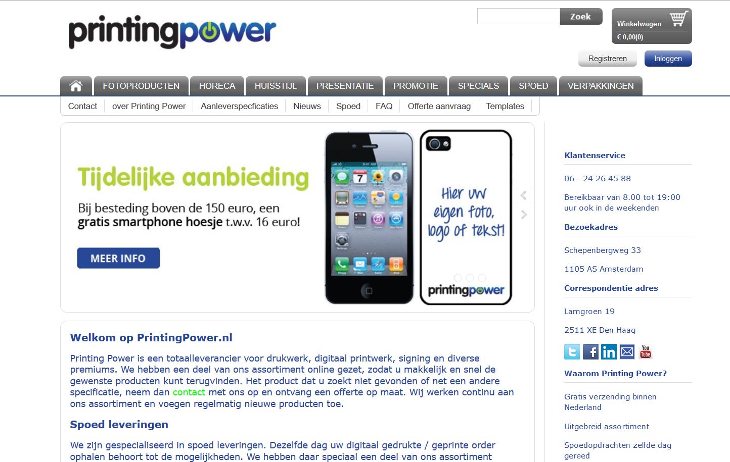 www.printingpower.nl