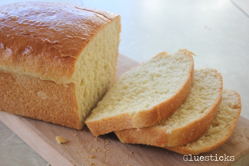 Amish White Bread – Gluesticks
