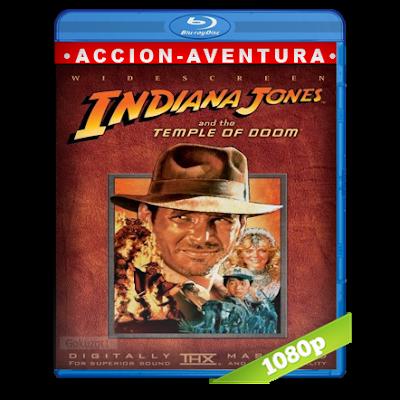 Indiana Jones 2 (1984) BRRip Full 1080p Audio Trial Latino-Castellano-Ingles 5.1
