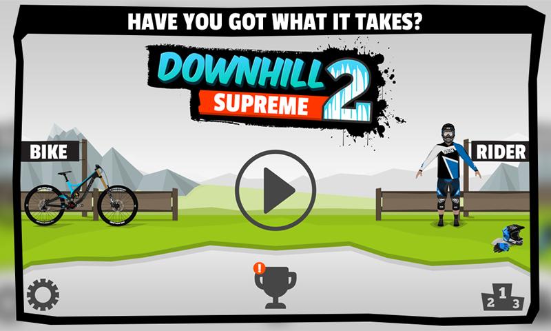 Downhill Supreme 2 Apk v1.0 Mod [Unlocked / Unlimited Money] Downhill+Supreme+2+APK+1