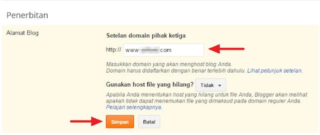 Cara Setting Domain Namecheap ke Blogger [Panduan Terbaru]