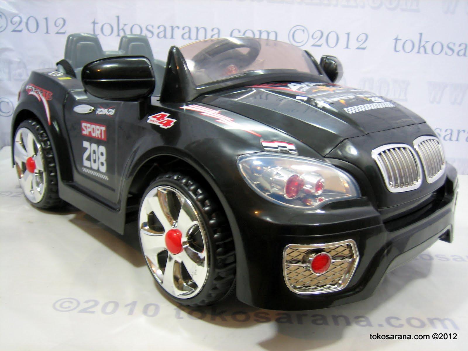 Mobil Mainan Aki Junior TR1201A 2 BNW Dinamo 2