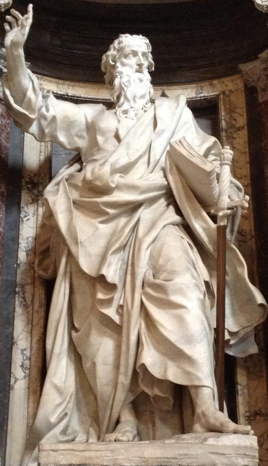 Saint Paul to the Corinthians
