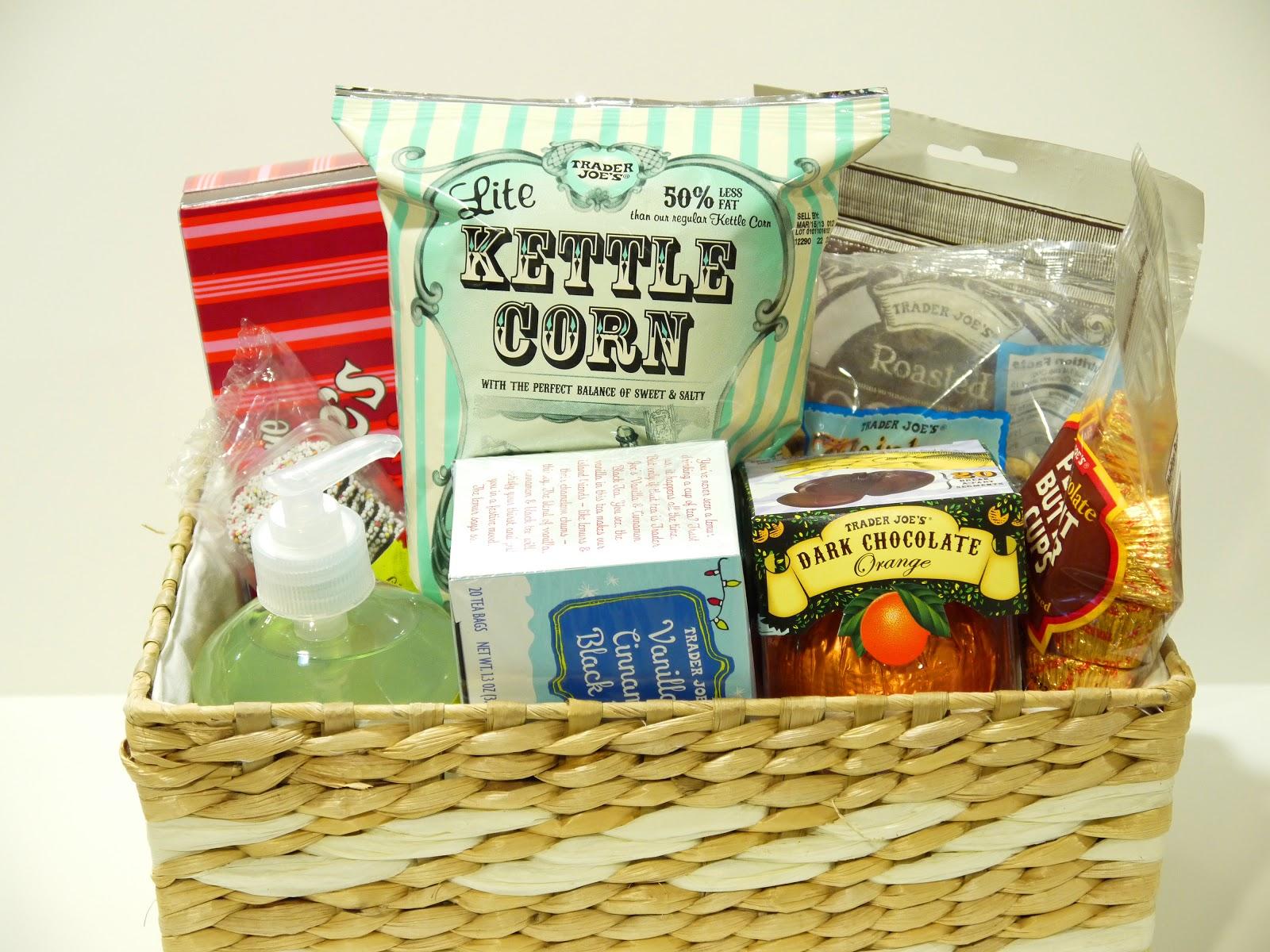 Trader Joe\'s Holiday Gift Basket #1 | Craftyish