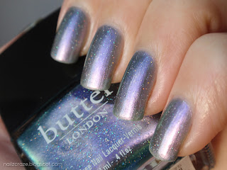 Butter London Knackered