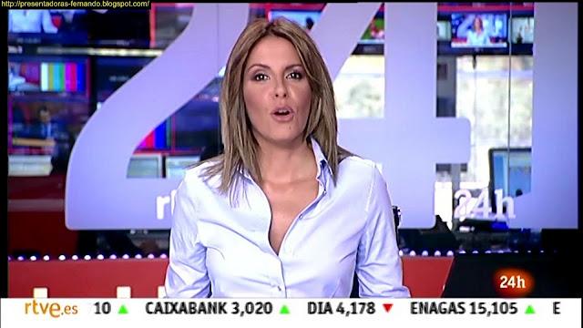 Pilar Garcia Muñiz escote