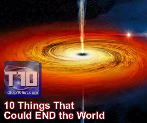 Top 10 Things That Could End the World