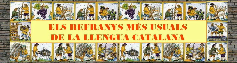 Enquesta dels refranys més usuals de la llengua catalana