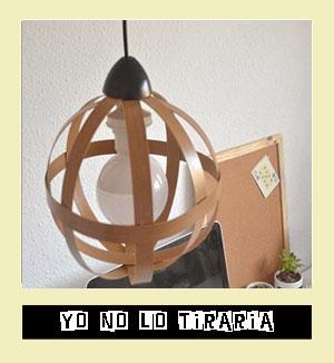 http://www.yonolotiraria.com/2014/10/lampara-diy-melamina-barata.html