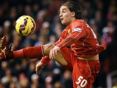 Liverpool vs Besiktas Minus Lazar Markovic
