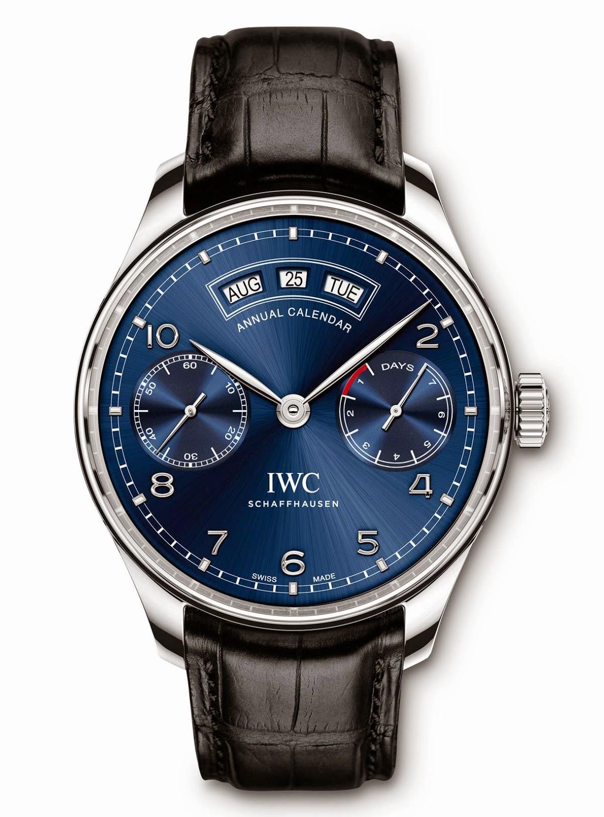 IWC - Portuguese Annual Calendar Ref. 5035