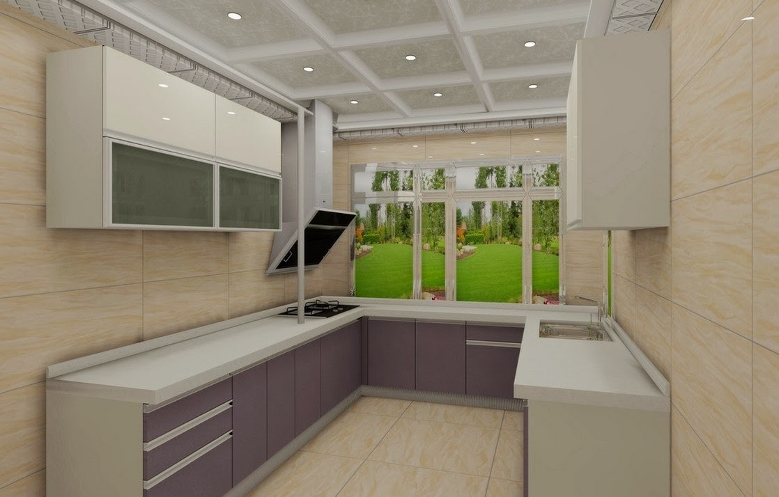 ceiling design ideas for small kitchen - 15 designs