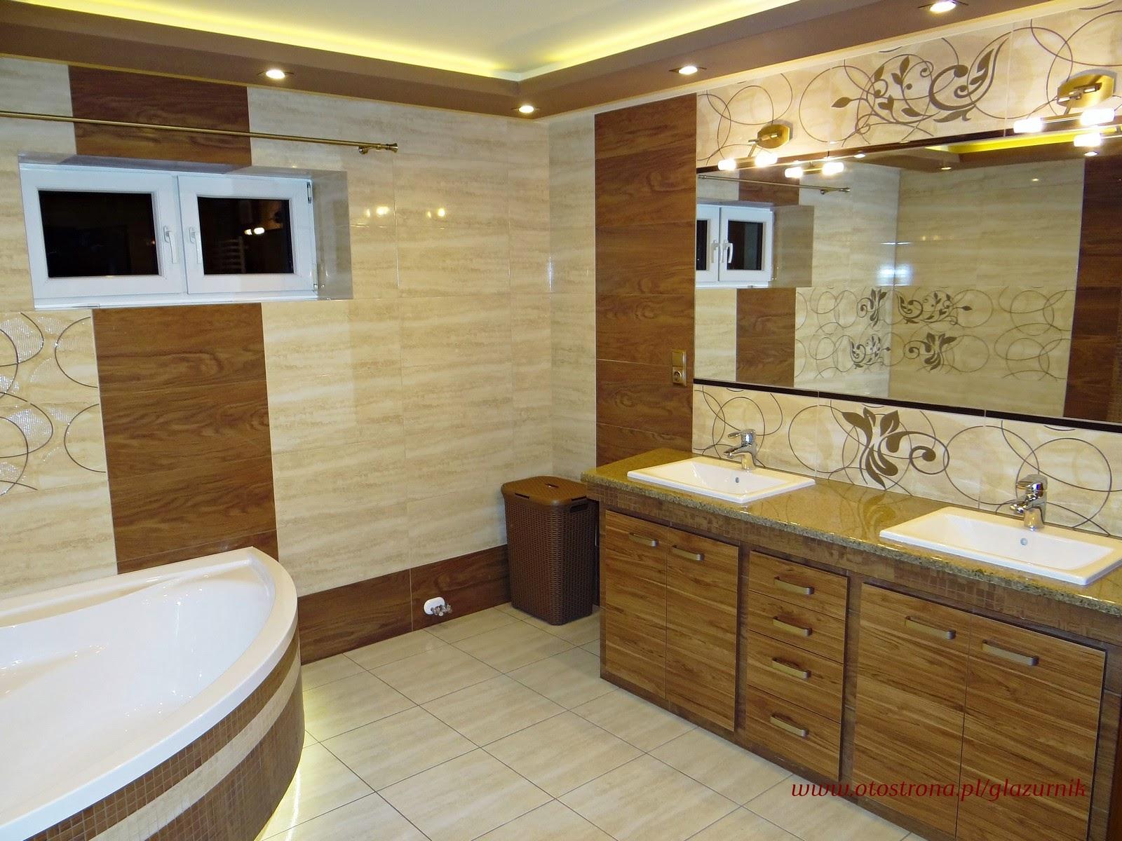 Glazurnik Cybulak łazienki łazienka Z Kolekcji Amiche