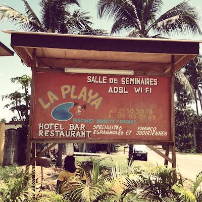 le Restaurant La Playa Grand-Bassam