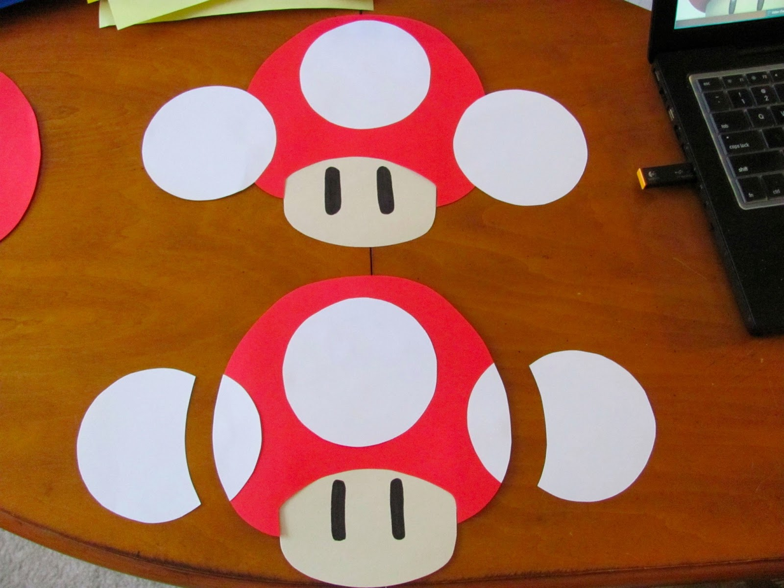 Gluten Free Mom Mario Kart Diy Party Decorations