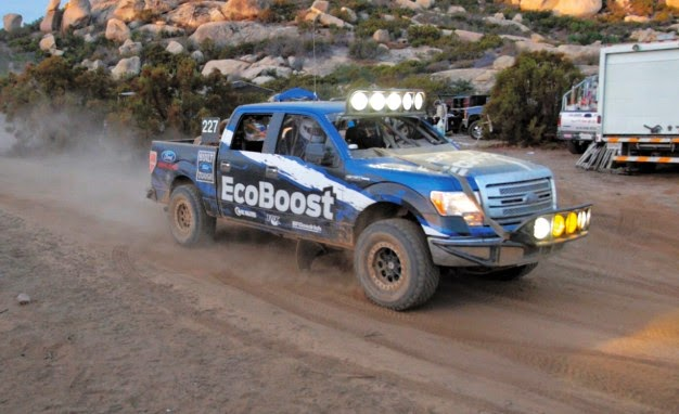 2015 ford f150 off road