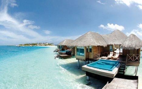 Foto: Hotel Hayada Sull'atollo Di Gafuu @Maldive