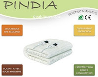 Amazon Offer - Buy Pindia Electric Blankets