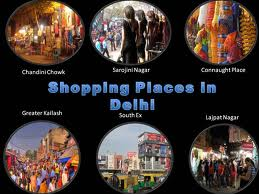 List of Shopping Markets in Delhi
