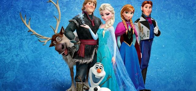 Frozen Uma Aventura Congelante Melhor Animação Oscar 2014