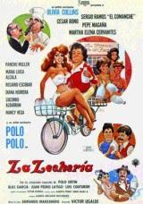 La lecheria de zacarias (1987) comedia de Víctor Ugalde