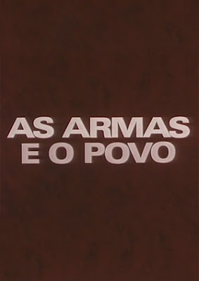 as armas e o povo