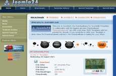 Joomla24: plantillas Joomla gratis para descargar