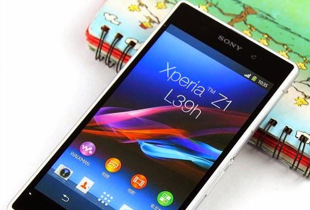 Gambar Harga Sony Xperia Z1