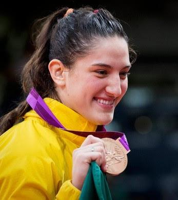 Mayra Aguiar, jodoca brasileira