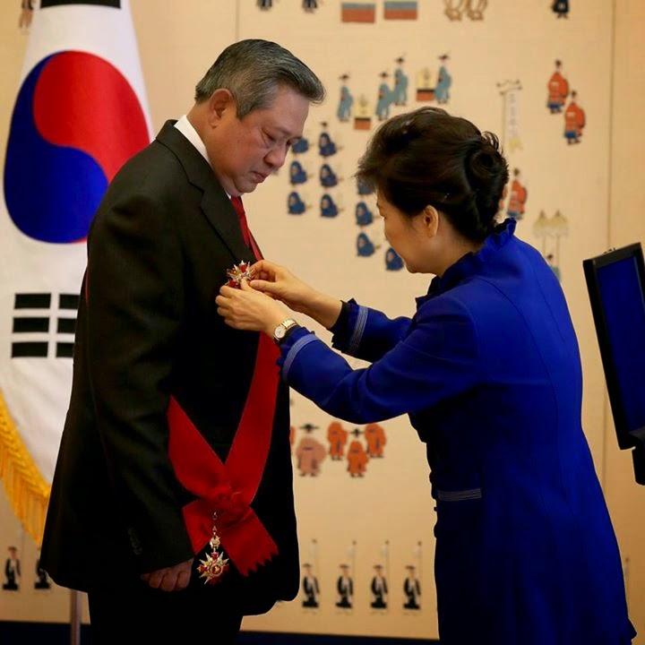 Presiden Republik Korea, Park Geun-hye