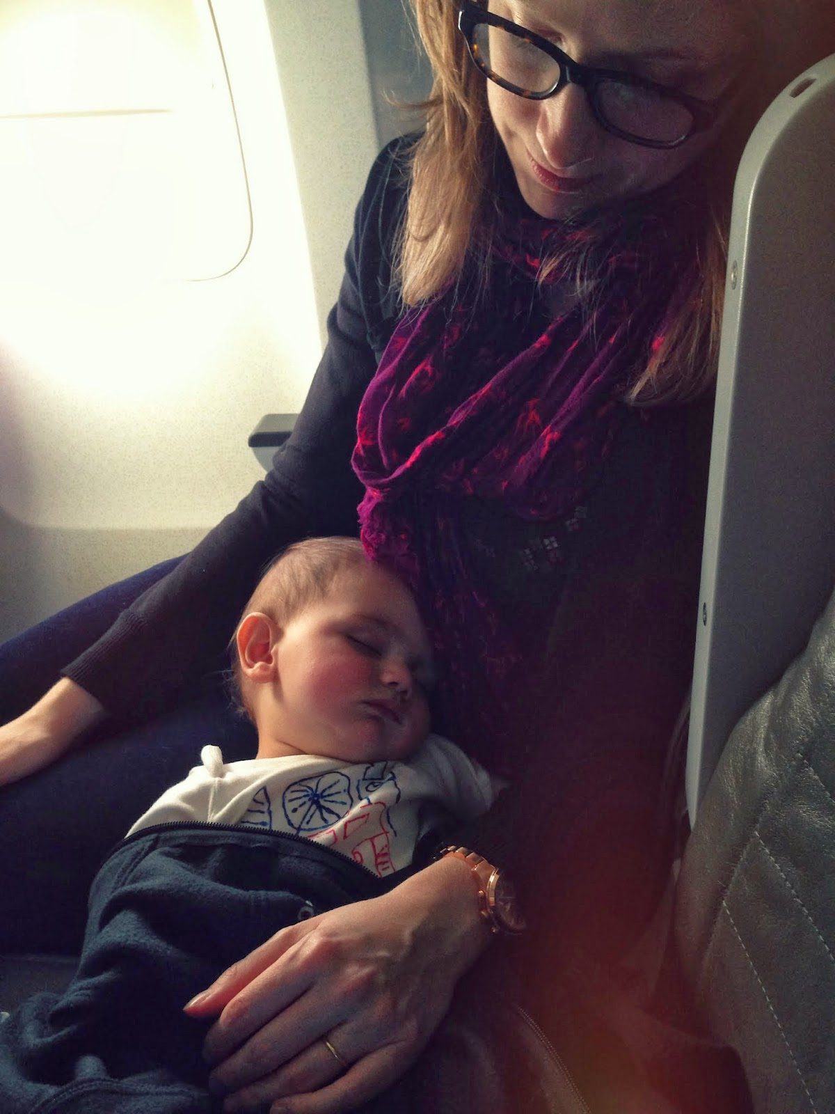 Crabby Fox: Traveling to Iceland with a Baby