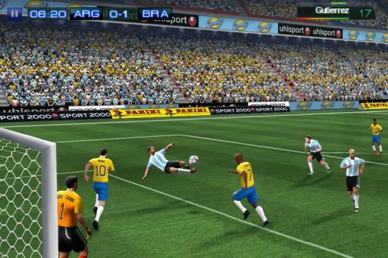 Real Football 2011 Apk Data Download