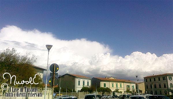 nuvole......un cielo veramente spettacolare!