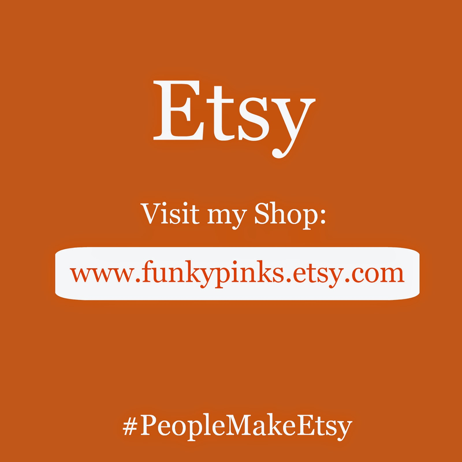 FunkyPinks Etsy Shop