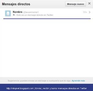 twitter-mensajes-recibidos