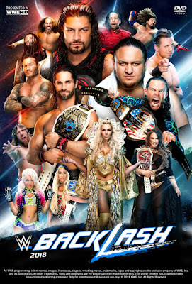 WWE Backlash 2018 Custom HD Latino