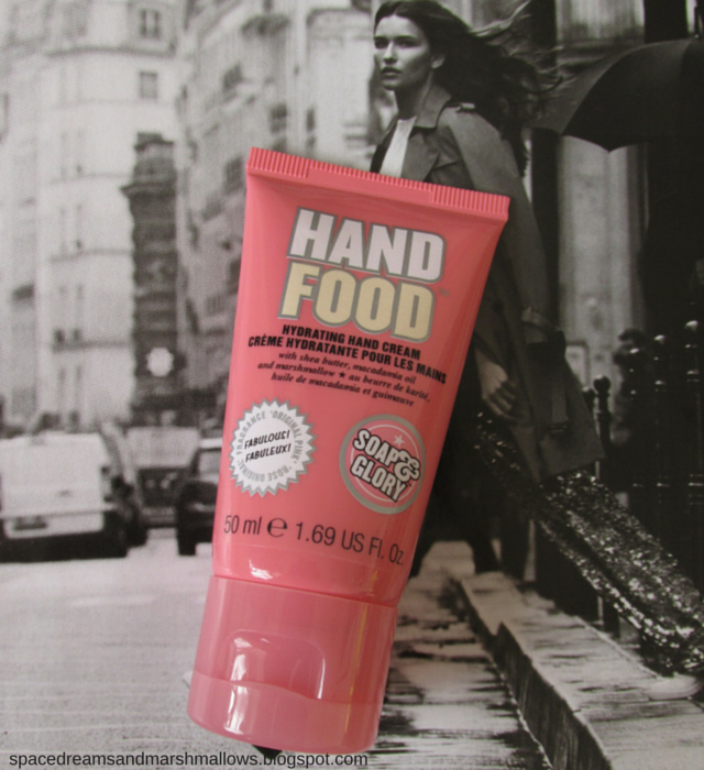 Soap and Glory Hand Food Review