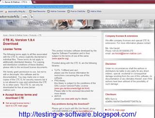 pairwise testing tools - cte - step1