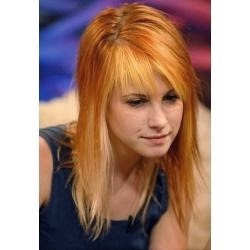 tinte de pelo naranja
