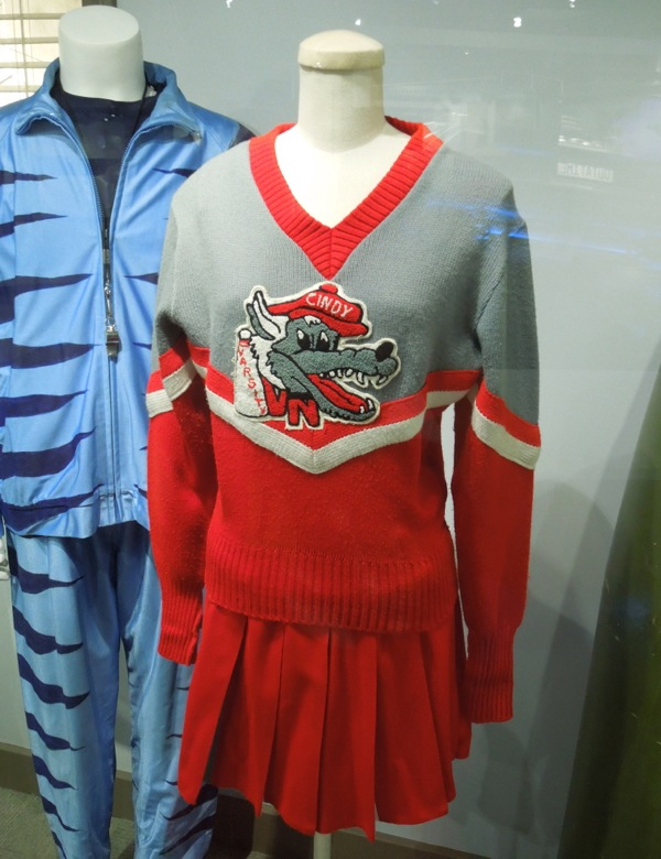 Fast Times at Ridgemont High cheerleading uniform
