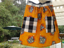 Halloween Apron