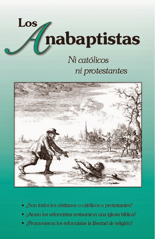 William R. McGrath-Los Anabaptistas-