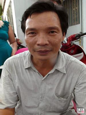 Anh Trần Văn Hậu.