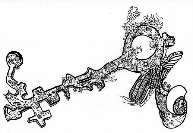 魔法の鍵 Magic key