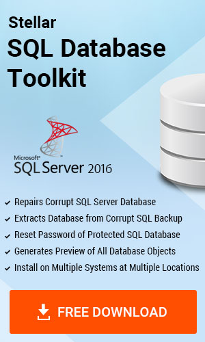 SQL Database Toolkit