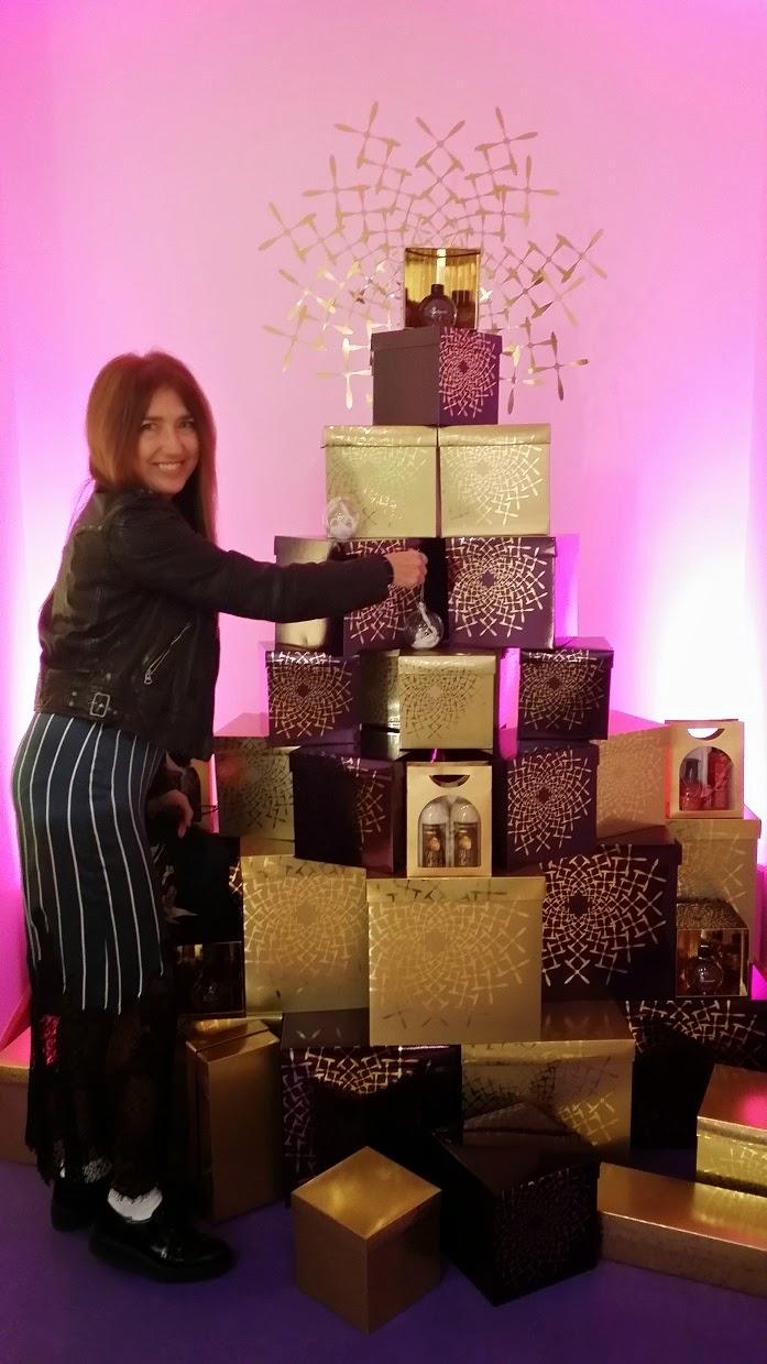 Yves Rocher, Colección Otoño Invierno 2014, Navidad, El Sabor de lo Antiguo, Carmen Hummer, Beauty, Makeup, Maquillaje, Belleza, Moda, Blog